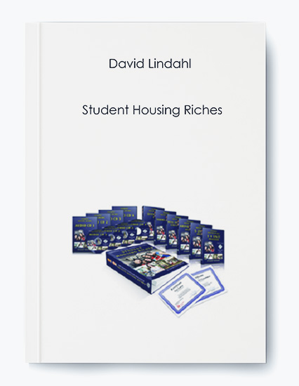 David Lindahl – Student Housing Riches by https://koiforest.com/