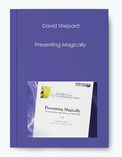 David Shepard – Presenting Magically by https://koiforest.com/