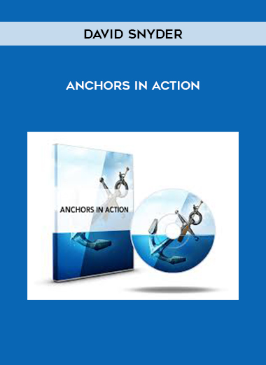 Anchors In Action by David Snyder by https://koiforest.com/