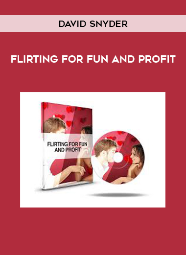Flirting For Fun and Profit by David Snyder by https://koiforest.com/