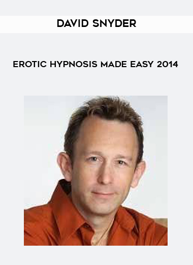 David Snyder - Erotic Hypnosis Made Easy 2014 by https://koiforest.com/