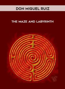 Don Miguel Ruiz - The Maze and Labyrinth by https://koiforest.com/