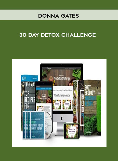 30 Day Detox Challenge by Donna Gates by https://koiforest.com/