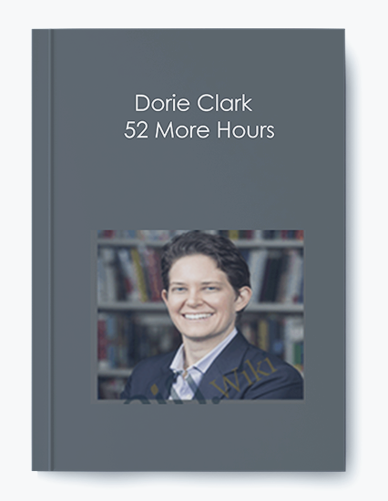 52 More Hours by Dorie Clark by https://koiforest.com/