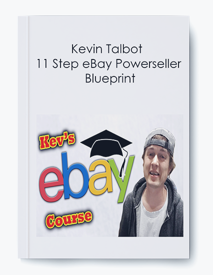 11 Step eBay Powerseller Blueprint by Kevin Talbot by https://koiforest.com/