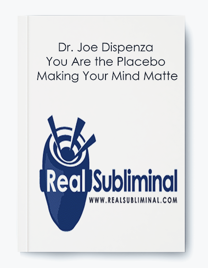 Dr. Joe Dispenza You Are the Placebo – Making Your Mind Matte by https://koiforest.com/