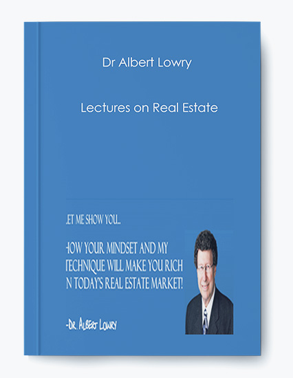 Dr Albert Lowry – Lectures on Real Estate by https://koiforest.com/
