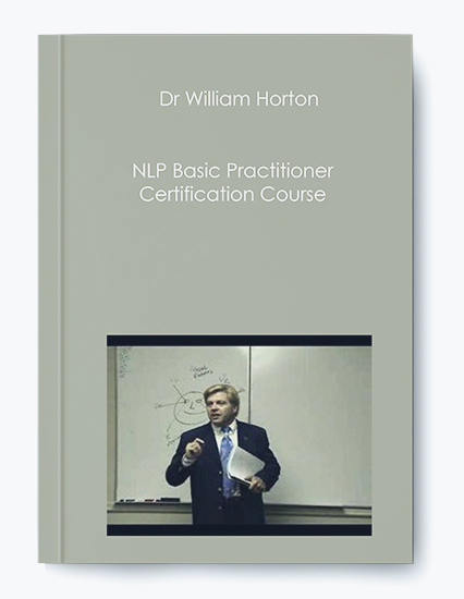 NLP Basic Practitioner Certification Course by Dr William Horton by https://koiforest.com/