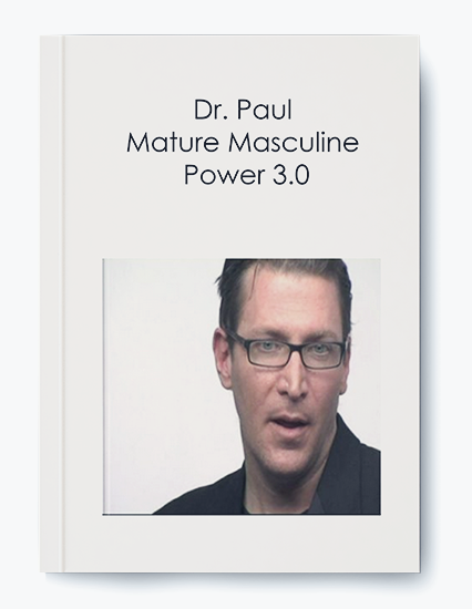 Mature Masculine Power 3.0 by Dr. Paul by https://koiforest.com/