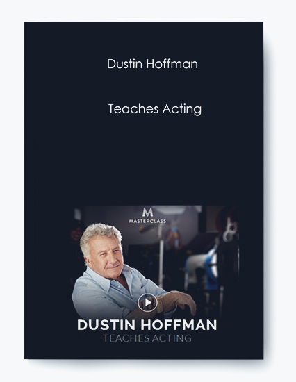 Teaches Acting by Dustin Hoffman by https://koiforest.com/