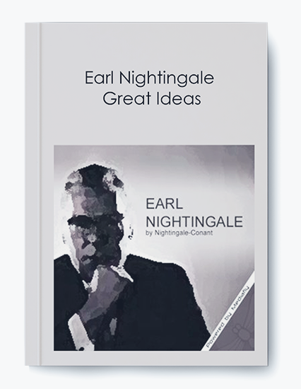 Earl Nightingale – Great Ideas by https://koiforest.com/