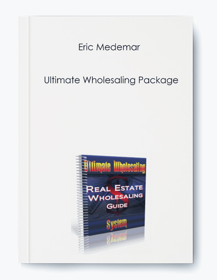 Ultimate Wholesaling Package by Eric Medemar by https://koiforest.com/