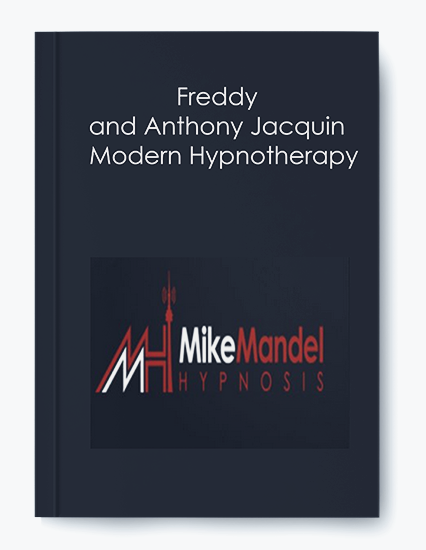 Modern Hypnotherapy by Freddy and Anthony Jacquin by https://koiforest.com/