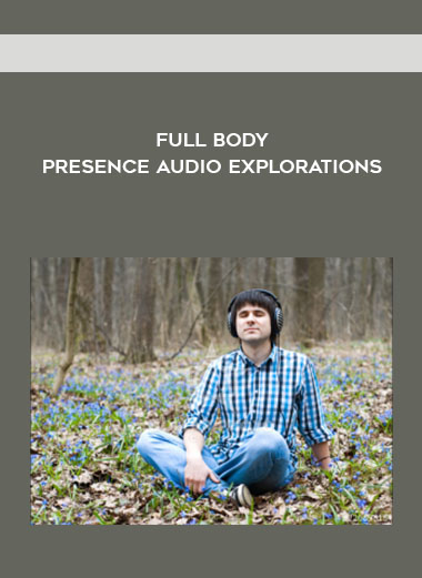 Full Body Presence Audio Explorations by https://koiforest.com/