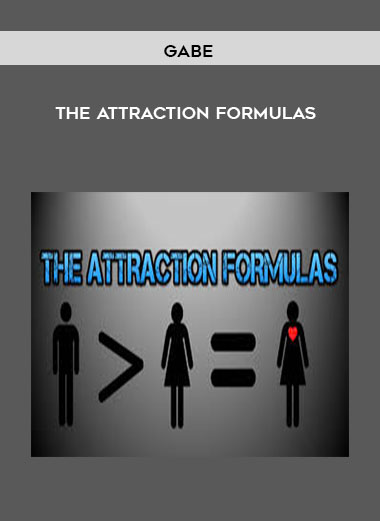 The Attraction Formulas by Gabe by https://koiforest.com/