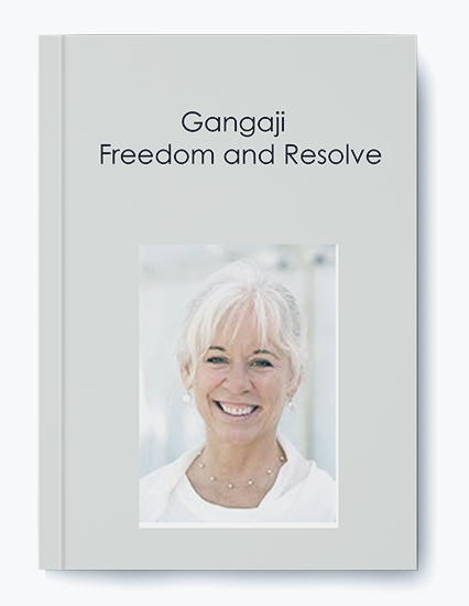 Freedom and Resolve by Gangaji by https://koiforest.com/