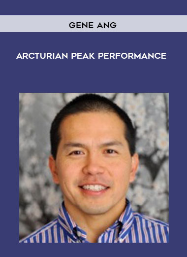 Gene Ang - Arcturian Peak Performance by https://koiforest.com/