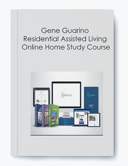 Residential Assisted Living Online Home Study Course by Gene Guarino by https://koiforest.com/