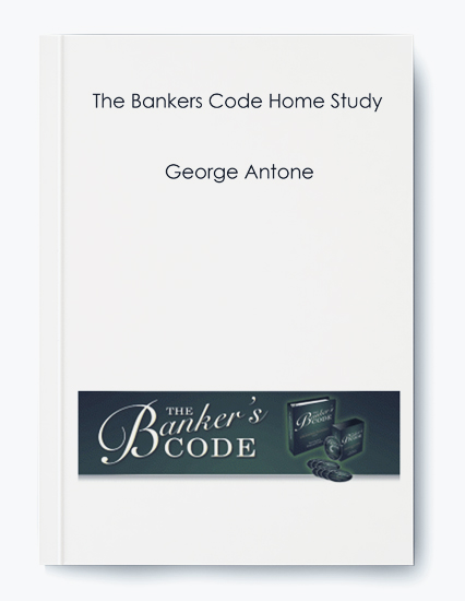 The Bankers Code Home Study by George Antone by https://koiforest.com/