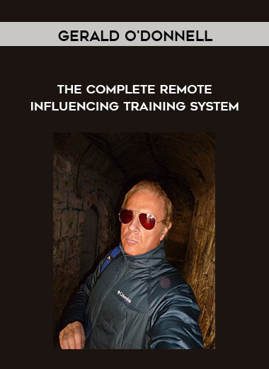 The Complete Remote Influencing Training System by Gerald O'Donnell by https://koiforest.com/