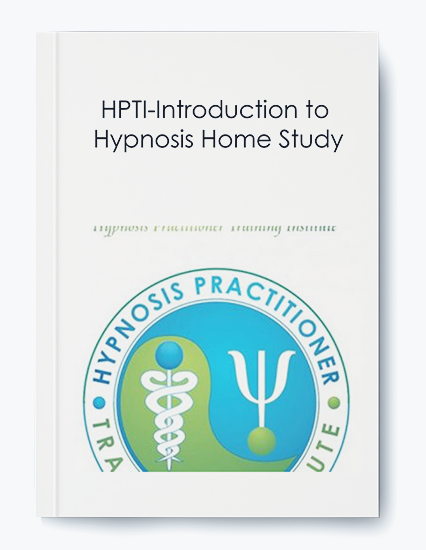 HPTI-Introduction to Hypnosis Home Study by https://koiforest.com/