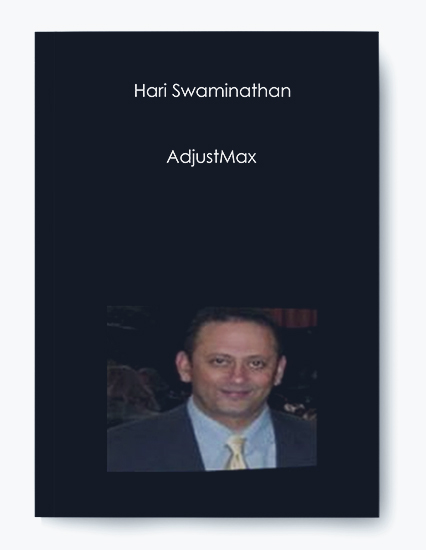 AdjustMax by Hari Swaminathan by https://koiforest.com/