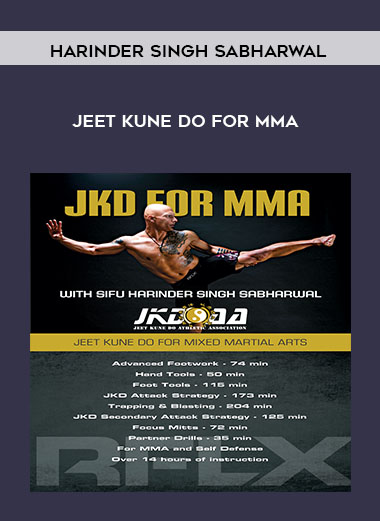 Jeet Kune Do for MMA by Harinder Singh Sabharwal by https://koiforest.com/
