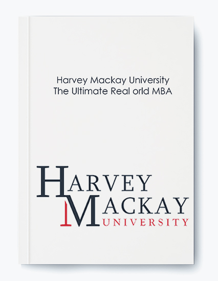 Harvey Mackay University – The Ultimate Real World MBA by https://koiforest.com/