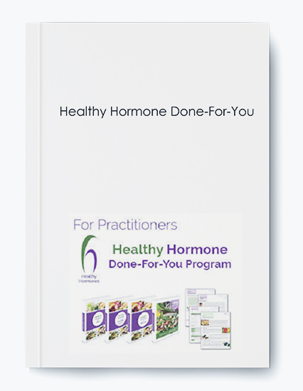 Healthy Hormone Done-For-You by https://koiforest.com/