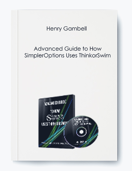 Advanced Guide to How SimplerOptions Uses ThinkorSwim by Henry Gambell by https://koiforest.com/
