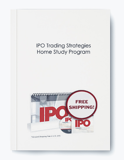 IPO Trading Strategies Home Study Program by https://koiforest.com/