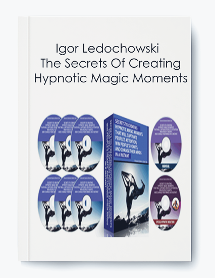 Igor Ledochowski – The Secrets Of Creating Hypnotic Magic Moments by https://koiforest.com/
