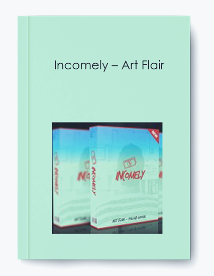 Incomely – Art Flair by https://koiforest.com/