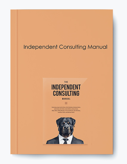 Independent Consulting Manual by https://koiforest.com/