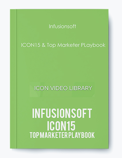 Infusionsoft – ICON15 & Top Marketer PLaybook by https://koiforest.com/