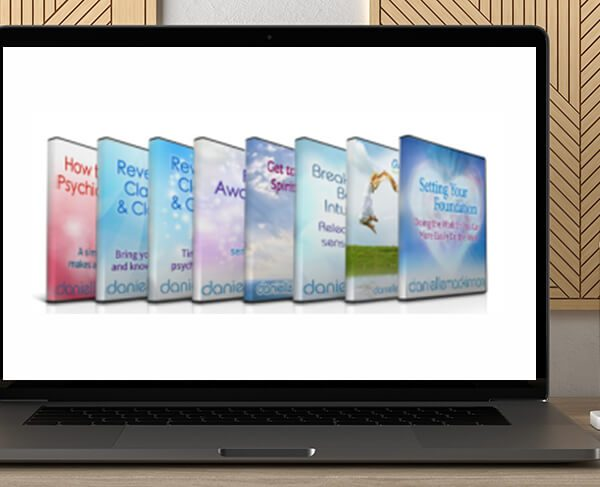 Intuition Through The Soul Package by Danielle MacKinnon by https://koiforest.com/