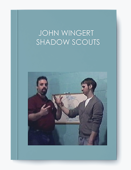 SHADOW SCOUTS by JOHN WINGERT by https://koiforest.com/