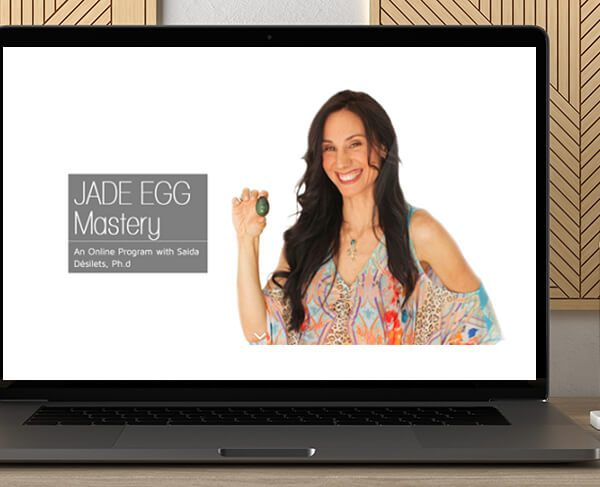 Jade Egg Mastery Online Course by Saida Desilets by https://koiforest.com/