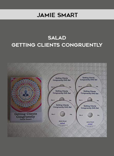 Salad - Getting Clients Congruently by Jamie Smart by https://koiforest.com/