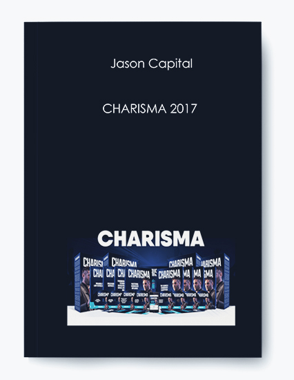 CHARISMA 2017 by Jason Capital by https://koiforest.com/