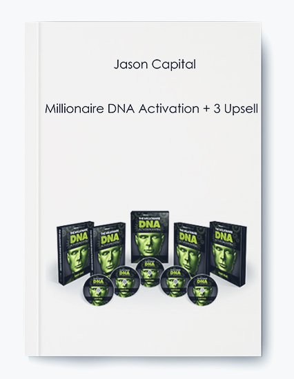 Millionaire DNA Activation + 3 Upsell by Jason Capital by https://koiforest.com/