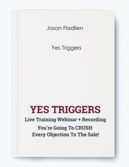 Yes Triggers by Jason Fladlien by https://koiforest.com/