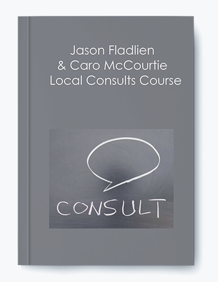 Jason Fladlien & Caro McCourtie – Local Consults Course by https://koiforest.com/