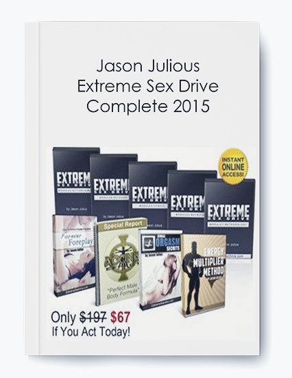 Jason Julious – Extreme Sex Drive Complete 2015 by https://koiforest.com/
