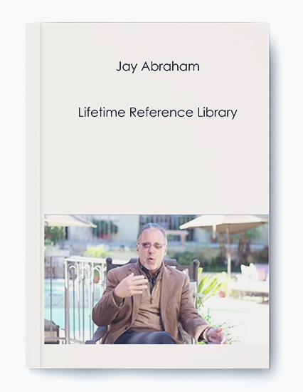 Jay Abraham – Lifetime Reference Library by https://koiforest.com/