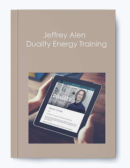 Duality Energy Training by Jeffrey Alen by https://koiforest.com/