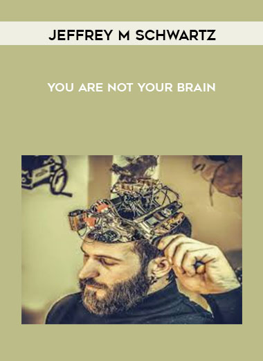 You Are Not Your Brain by Jeffrey M Schwartz by https://koiforest.com/