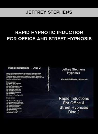 Rapid Hypnotic Induction for Office and Street Hypnosis by Jeffrey Stephens by https://koiforest.com/