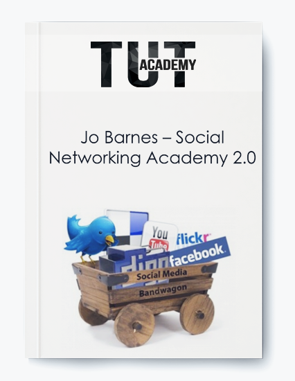 Jo Barnes – Social Networking Academy 2.0 by https://koiforest.com/