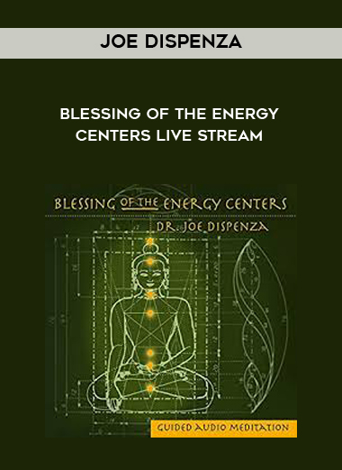 Joe Dispenza - Blessing Of The Energy Centers Live Stream by https://koiforest.com/